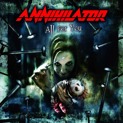 ANNIHILATOR - All for you
