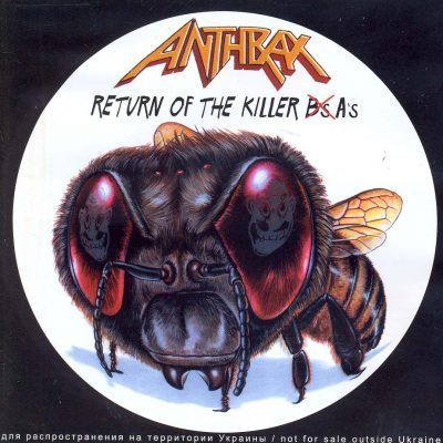 ANTHRAX - Return of the killer