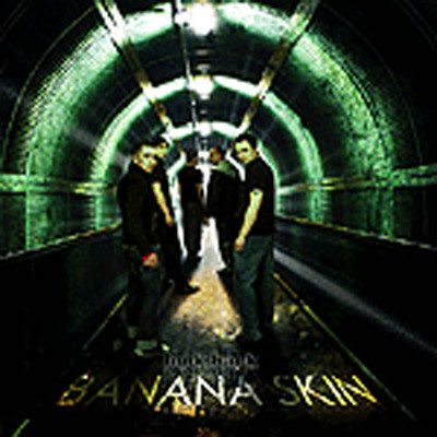 BANANA SKIN - Look back
