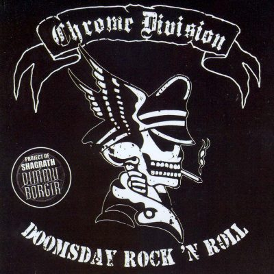 Chrome Division-Doomsday Rock'N'Roll