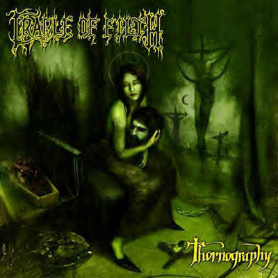 CRADLE OF FILTH - Thronography