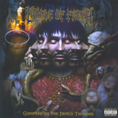 Cradle Of Filth-Godspeed On The Devil's Thunder