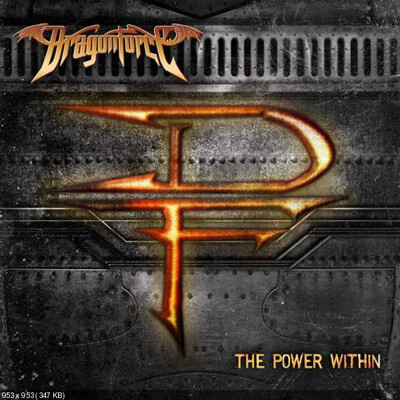 DRAGONFORCE - 2012 - THE POWER WITHIN