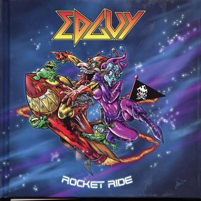 Edguy. Rocket Ride