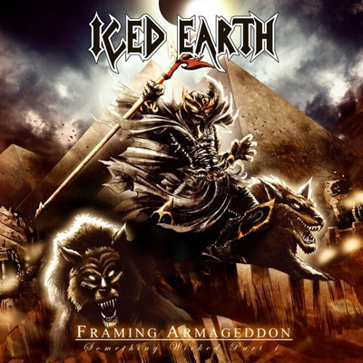 Iced Earth. Framing Armageddon. Something Wicked Part 1