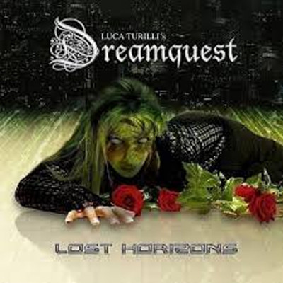 LUCA TURILLI's DREAMQUEST - Lost horizons
