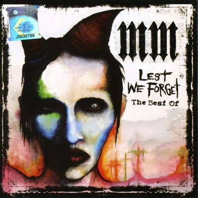Marilyn Manson - Lest we forget the best
