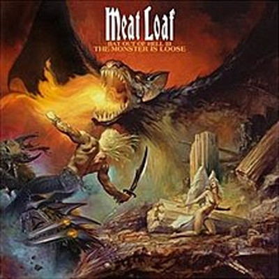 MEAT LOAF - Bat out of hell III - the monster of loose
