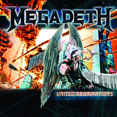 Megadeth. United Abominations