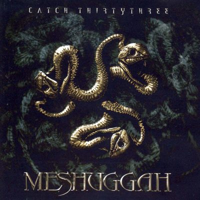 Meshuggah-Catch 33