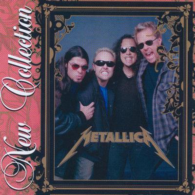 METALLICA - New collection