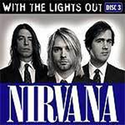 Nirvana. With The Lights Out диск 3