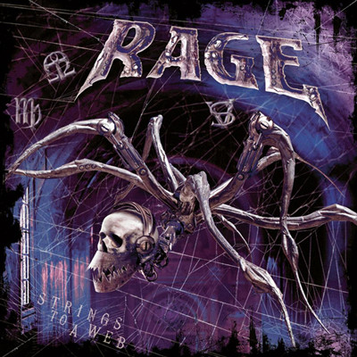 RAGE - String to a web