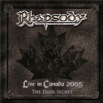 RHAPSODY OF FIRE -The darkest secret - live in canada 2005
