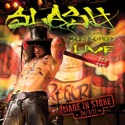 SLASH - Made in stock (2cd)
