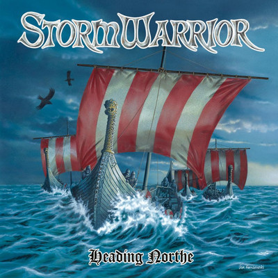 STORM WARRIOR - Heading northe
