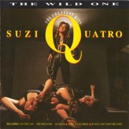 Suzi Quatro - The wild one . greatest hits