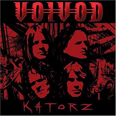VOIVOD (ex-METALLICA members) - Katorz