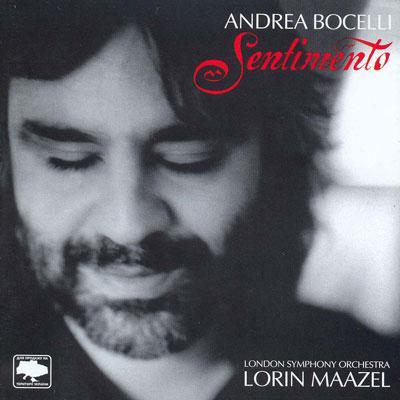 Andrea Bocelli. Sentimento