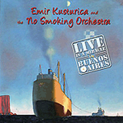 EMIR KUSTURICA & THE NO SMOKING ORCHESTRA - Live is a miracle in