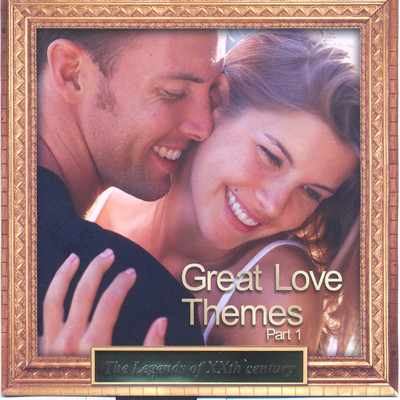 Legends of XXth - Great Love Themes