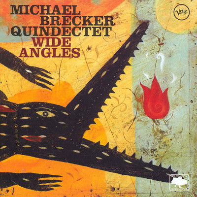 Michael Brecker Quindectet. Wide angles