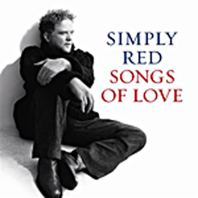 SIMPLY RED .Songs of love
