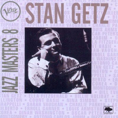 Stan Getz-Verve Jazz Masters