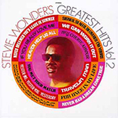 STEVIE WONDER - Greatest hits vol. 2
