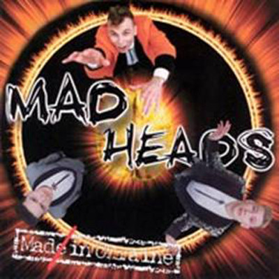 "Mad Heads ""Mad In Ukraine"""