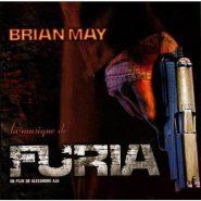 Brian May. Furia