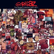 Gorillaz – The Singles Collection 2001-2011