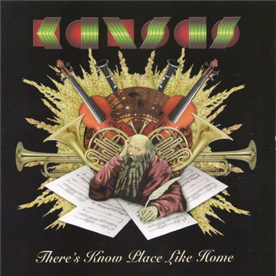 KANSAS - Theres know place (2cd)
