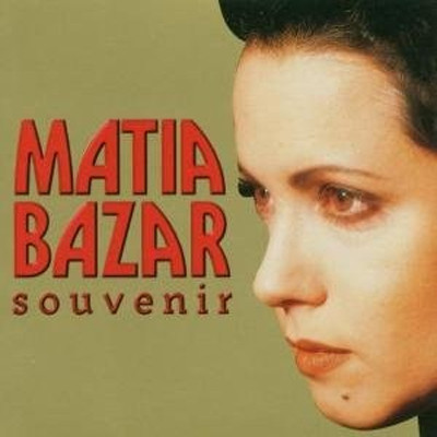 MATIA BAZAR - SOUVENIR (the very BEST) (2cd)