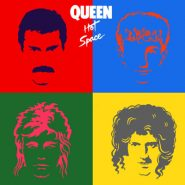 Queen. Hot Space
