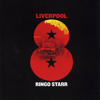 Ringo Starr. Liverpool 8