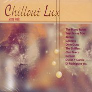 CHILLOUT LUX - Jazzy tonic (2cd)