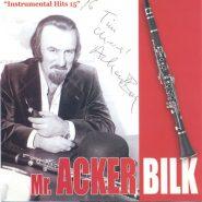 Mr.ACKER BILK - Instrumental hits 15 (2cd