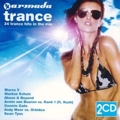 ARMADA TRANCE (2CD)