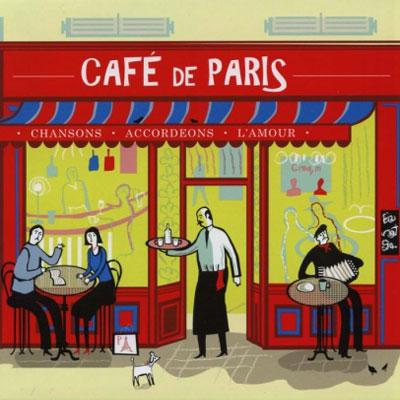 CAFÉ DE PARIS /2 CD/