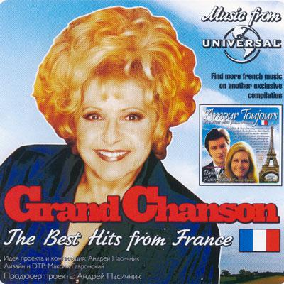 Grand Chanson - The best hits from France