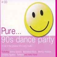 PURE ... 90s Dance party (4cd)