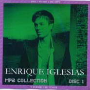 ENRIQUE IGLESIAS - MP3 DISC 1