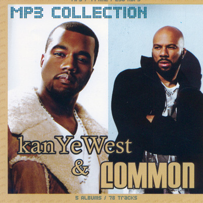 KanYeWest & Common - MP3