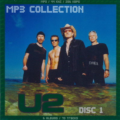 U2 - MP3 DISC 1