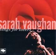 Sarah Vaughan. Sings For Lovers