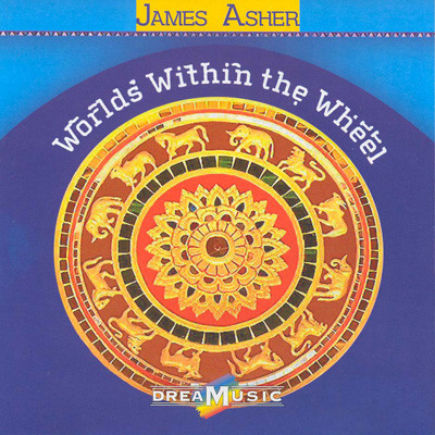 James Asher . Worlds within the wheel