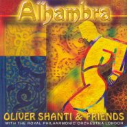 Oliver Shanti & Friends.Alhambra