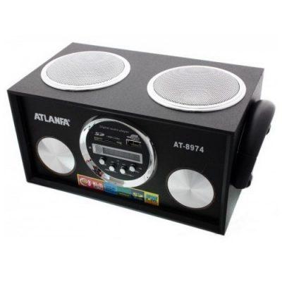 Радиоприемник  Atlanfa AT-8974(Atlanfa)