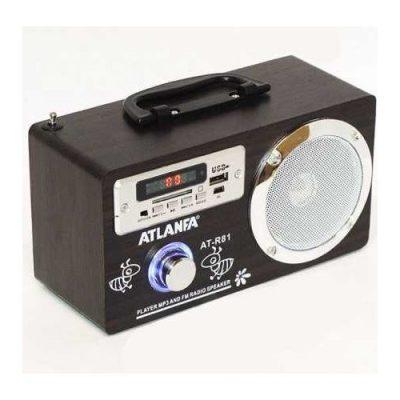 Радиоприемник  Atlanfa AT-R81 (Atlanfa)